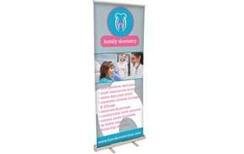 Retractor Banner Kit