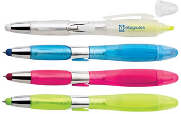 Blossom Stylus Pen/Highlighter/Stylus