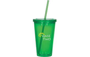 16 oz. Double Wall Acrylic Tumbler