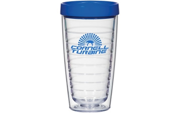 16 Oz. Hydro Double Wall Tumbler With Lid