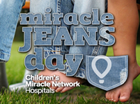 Miracle Jeans Day – Go casual for Kids!