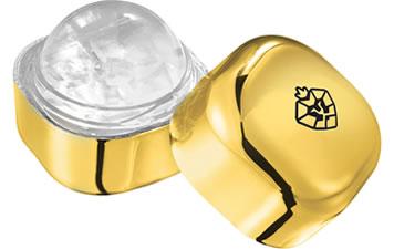 Metallic Wax-Free Non-SPF Lip Balm Cube